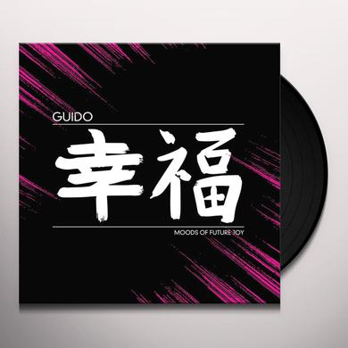 Guido MOODS OF FUTURE JOY Vinyl Record