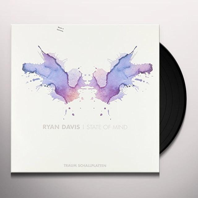 Ryan Davis STATE OF MIND Vinyl Record