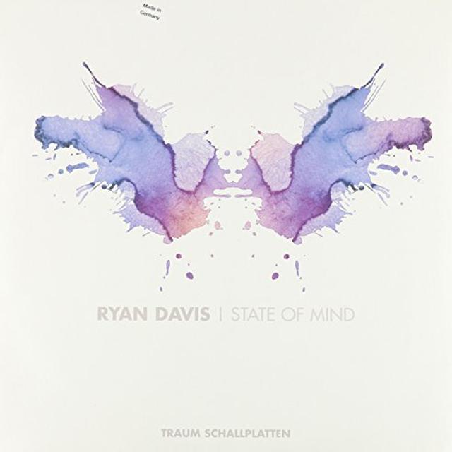 Ryan Davis STATE OF MIND Vinyl Record