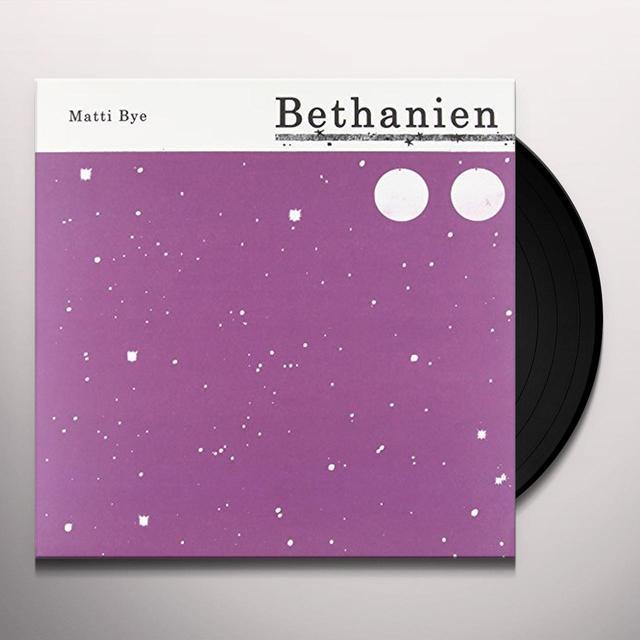 Matti Bye BETHANIEN Vinyl Record