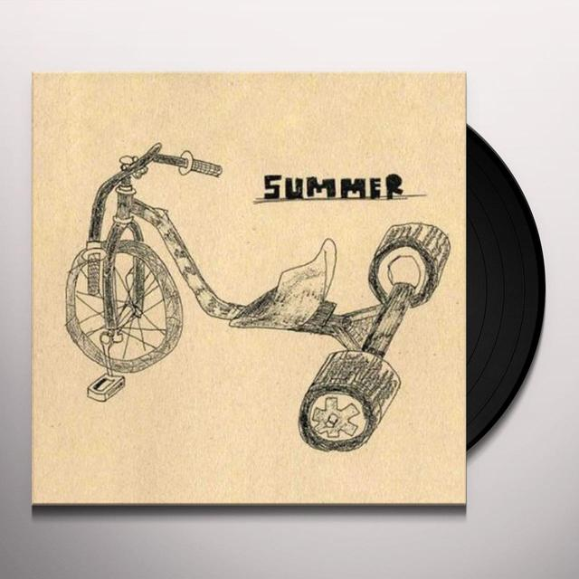 Alt-J SUMMER Vinyl Record