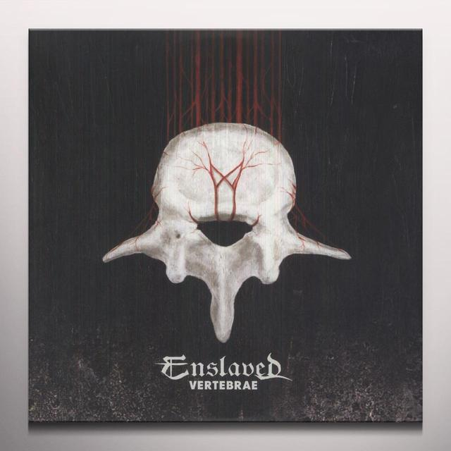 Enslaved VERTEBRAE Vinyl Record - Colored Vinyl, Limited Edition, 180 Gram Pressing