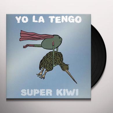 Yo La Tengo SUPER KIWI Vinyl Record