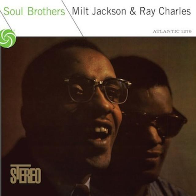 Milt Jackson & Ray Charles SOUL BROTHERS Vinyl Record - 180 Gram Pressing