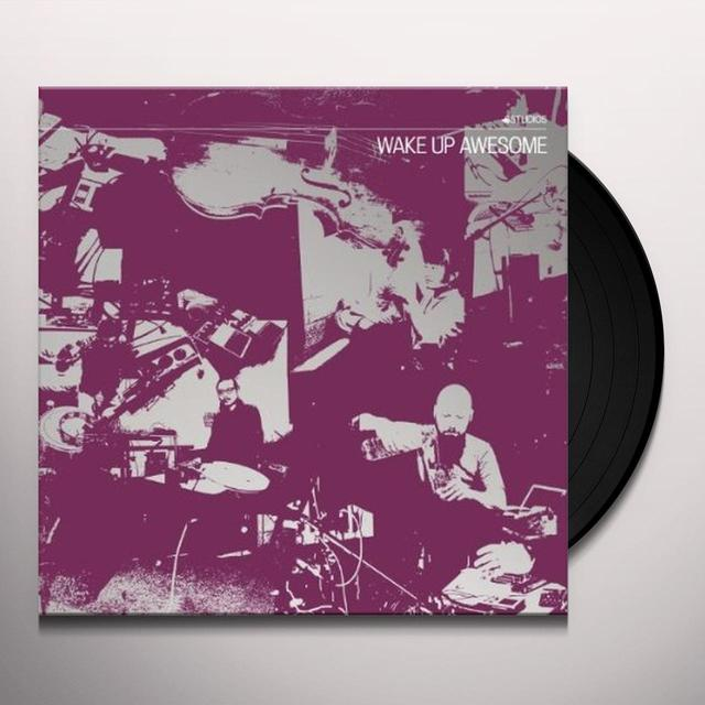 C. Spencer Yeh / Okkyung Lee / Lasse Marhaug WAKE UP AWESOME Vinyl Record - Digital Download Included