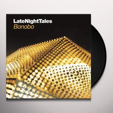 LATE NIGHT TALES: BONOBO Vinyl Record - Black Vinyl, Gatefold Sleeve, 180 Gram Pressing, Digital Download Included