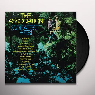 Association GREATEST HITS Vinyl Record - Limited Edition, 180 Gram Pressing, Anniversary Edition