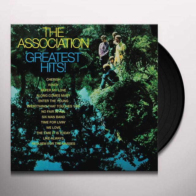 Association GREATEST HITS Vinyl Record - Limited Edition, 180 Gram Pressing, Anniversary Edition