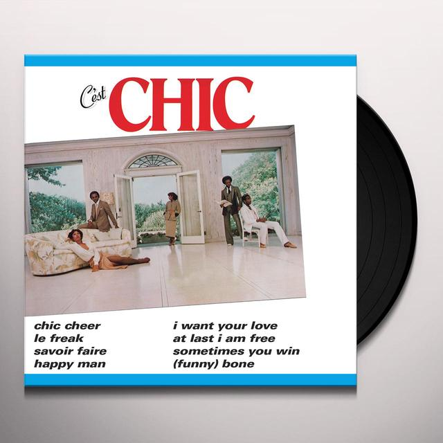 C'EST CHIC Vinyl Record - Limited Edition, 180 Gram Pressing, Anniversary Edition