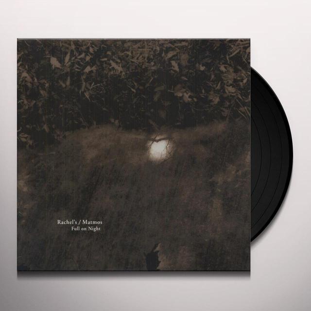 Rachel'S / Matmos FULL ON NIGHT Vinyl Record