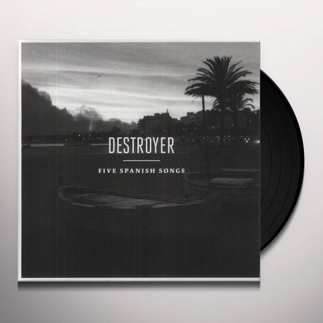 Destroyer FIVE SPANISH SONGS Vinyl Record - Digital Download Included
