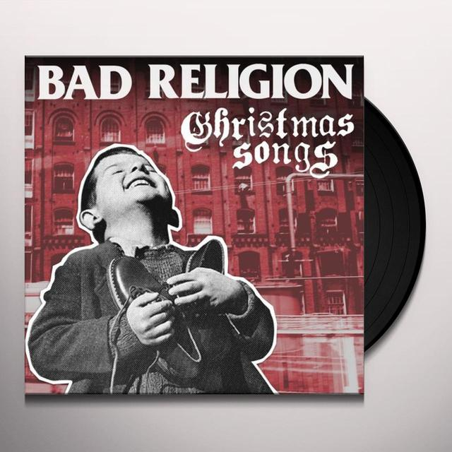 Bad Religion CHRISTMAS SONGS Vinyl Record