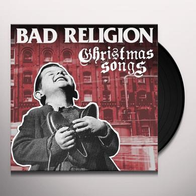 Bad Religion CHRISTMAS SONGS (BONUS CD) Vinyl Record