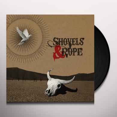 SHOVELS & ROPE (BONUS CD) Vinyl Record - Digital Download Included