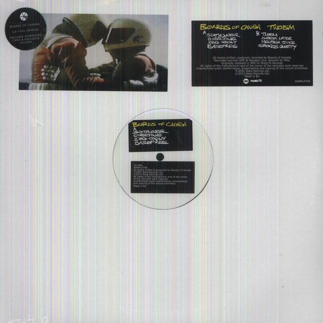 Boards Of Canada TWOISM Vinyl Record