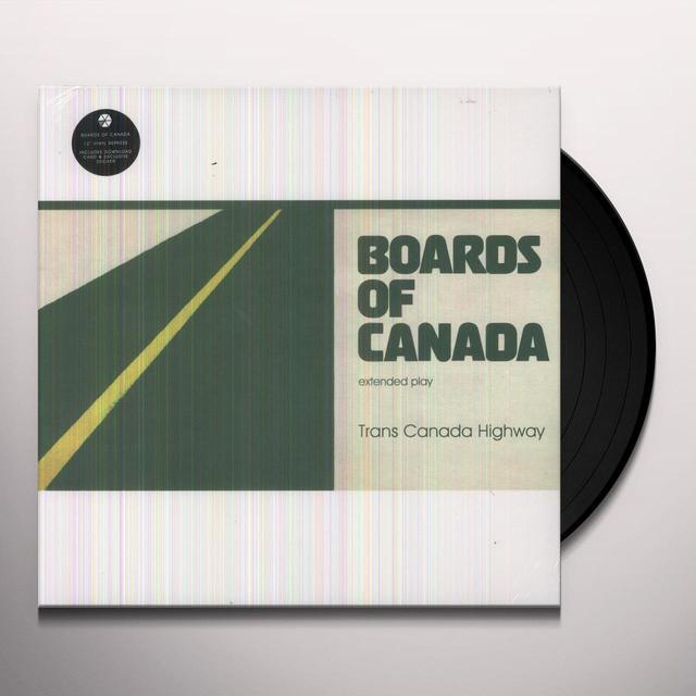 Boards Of Canada TRANS CANADA HIGHWAY Vinyl Record