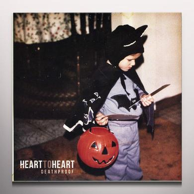 Heart To Heart DEATHPROOF Vinyl Record - Colored Vinyl