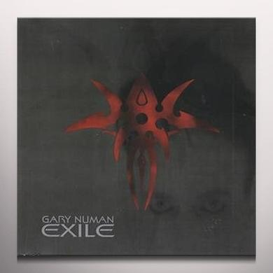 Gary Numan EXILE Vinyl Record - Colored Vinyl, Limited Edition, 180 Gram Pressing