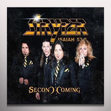 Stryper SECOND COMING Vinyl Record - Colored Vinyl, Limited Edition, 180 Gram Pressing