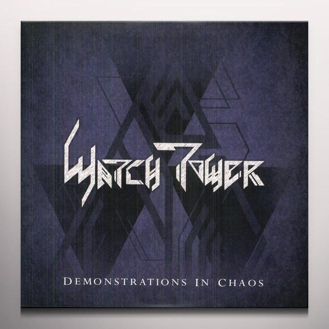 Watchtower DEMONSTRATIONS IN CHAOS Vinyl Record - Colored Vinyl, Limited Edition, 180 Gram Pressing