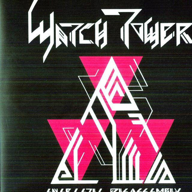 Watchtower ENERGETIC DISASSEMBLY Vinyl Record - Colored Vinyl, Limited Edition, 180 Gram Pressing