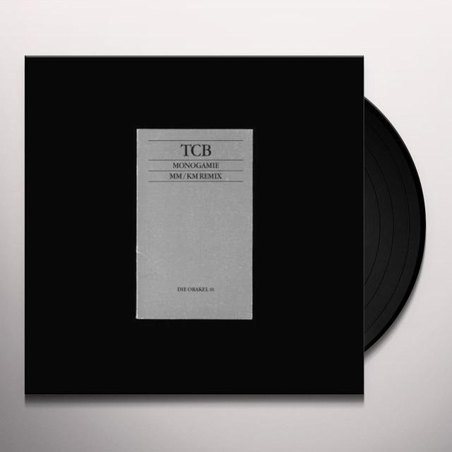 Tcb MONOGAMIE Vinyl Record