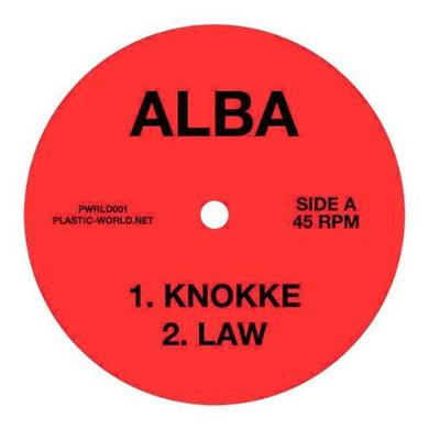 Alba KNOKKE/LAW Vinyl Record