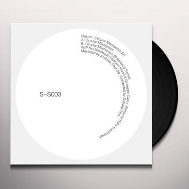 Plaster CIRCULAR MECHANISM Vinyl Record