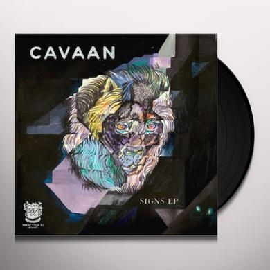 Cavaan SIGNS Vinyl Record