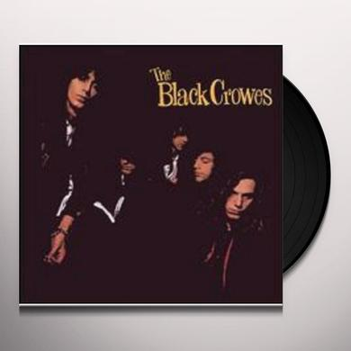 The Black Crowes SHAKE YOUR MONEY MAKER Vinyl Record