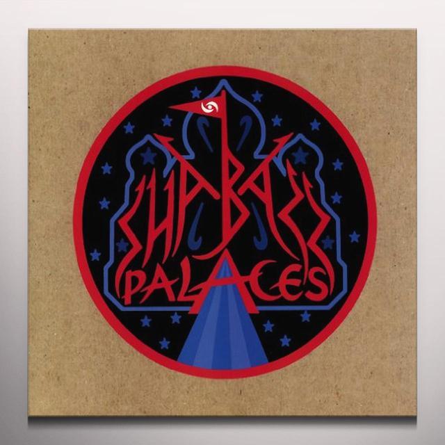 SHABAZZ PALACES Vinyl Record - Colored Vinyl