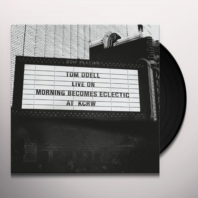 Tom Odell LIVE ON MORNING BECOMES ECLECTIC AT KCRW Vinyl Record