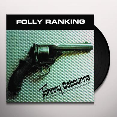 Johnny Osbourne FOLLY RANKING Vinyl Record