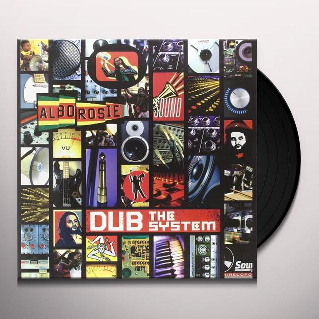 Dub The System ALBOROSIE Vinyl Record