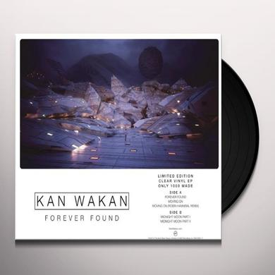 Kan Wakan FOREVER FOUND (EP) Vinyl Record - Limited Edition
