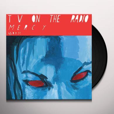 Tv On The Radio MERCY / MILLION MILES Vinyl Record