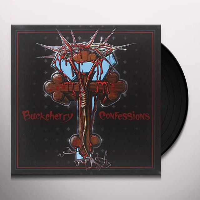 Buckcherry CONFESSIONS Vinyl Record