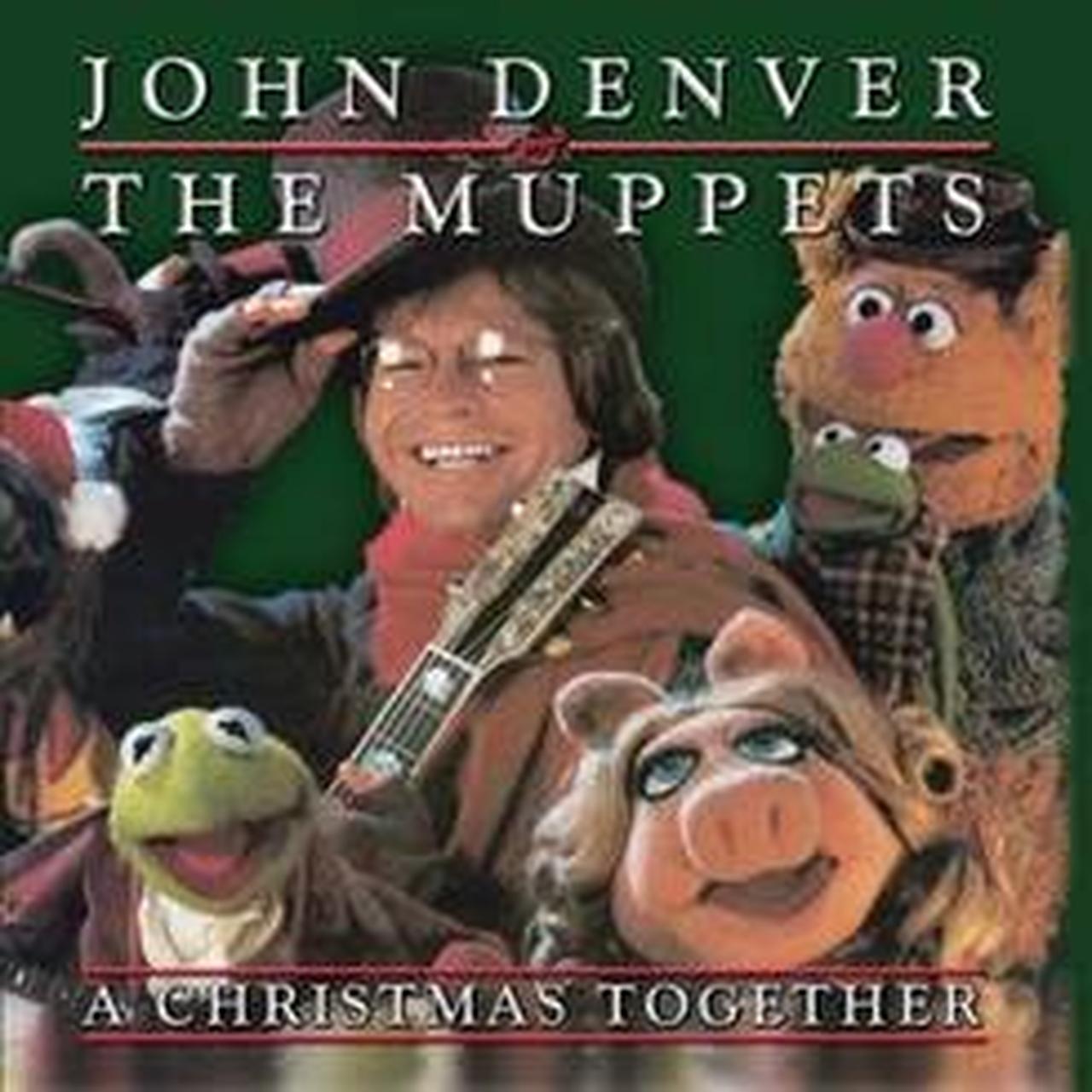 John Denver & Muppets CHRISTMAS TOGETHER Vinyl Record