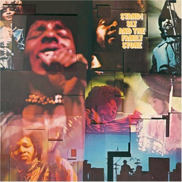 Sly & The Family Stone STAND Vinyl Record - 180 Gram Pressing