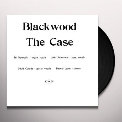 Case BLACKWOOD Vinyl Record - Limited Edition, 180 Gram Pressing