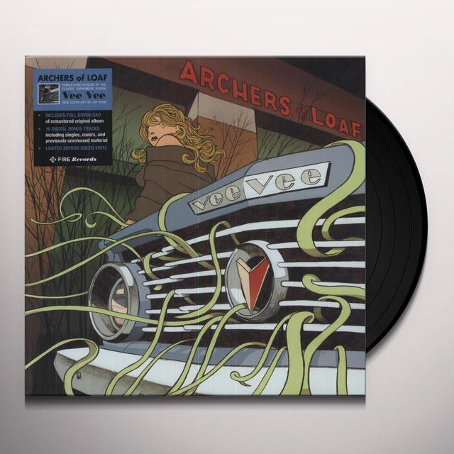 Archers Of Loaf VEE VEE(DELUXE EDITION) Vinyl Record