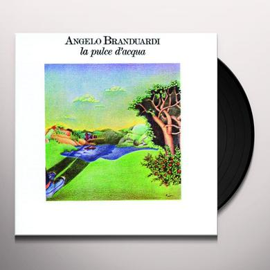 Angelo Branduardi LA PULCE D'ACQUA Vinyl Record - Italy Import