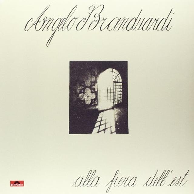 Angelo Branduardi ALLA FIERA DELL'EST Vinyl Record - Italy Import