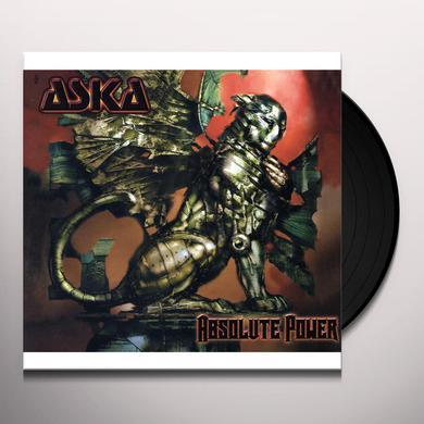 Aska ABSOLUTE POWER Vinyl Record