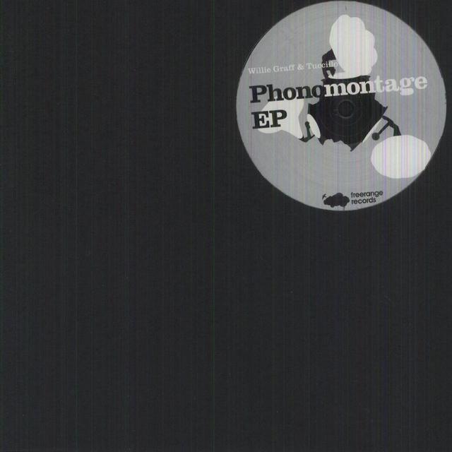 Willie Graff & Tuccillio PHONOMONTAGE EP Vinyl Record