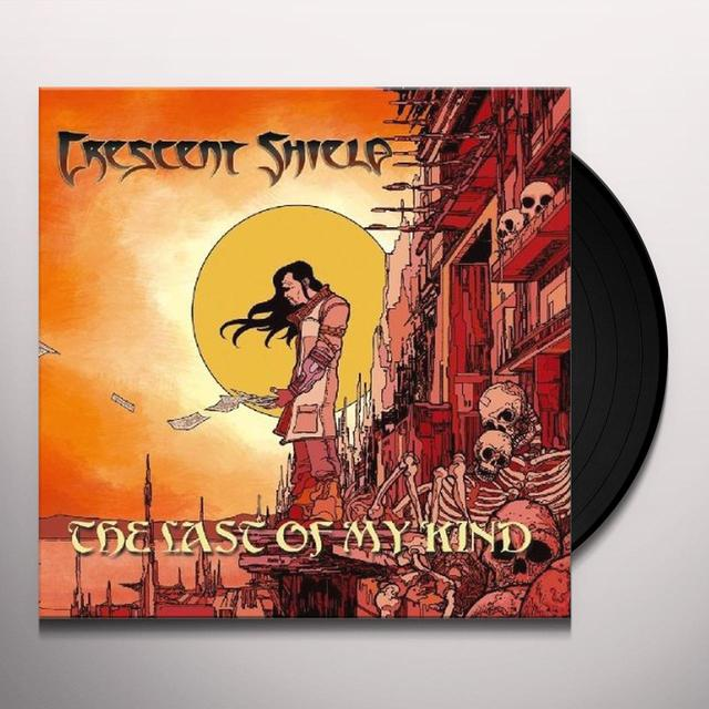Crescent Shield LAST OF MY KIND (GER) Vinyl Record