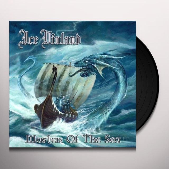Ice Vinland MASTERS OF THE SEA Vinyl Record