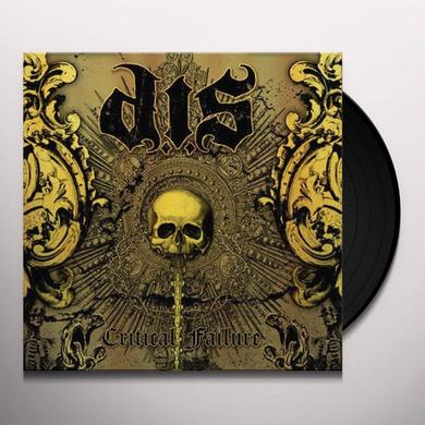 D.I.S. CRITICAL FAILURE Vinyl Record