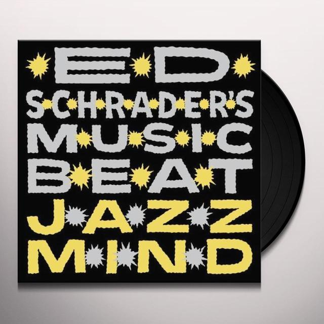 Ed Schrader'S Music JAZZ MIND Vinyl Record - Portugal Import