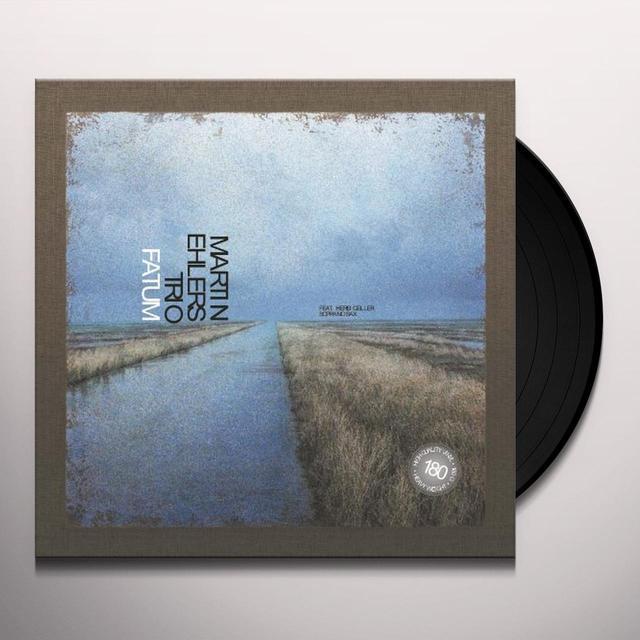 Martin Ehlers FATUM Vinyl Record